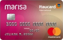 Cartão Marisa Itaucard Internacional Mastercard