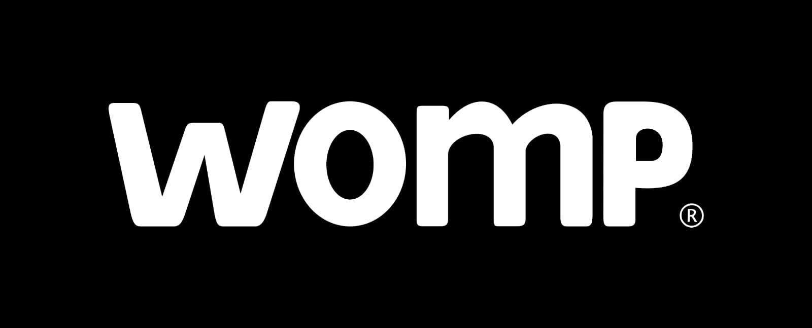 Logo WOMP TELECOMUNICAÇÕES