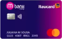 Cartão Mbank Itaucard Mastercard